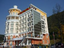 Отель «Маяк». Фото IRK.ru