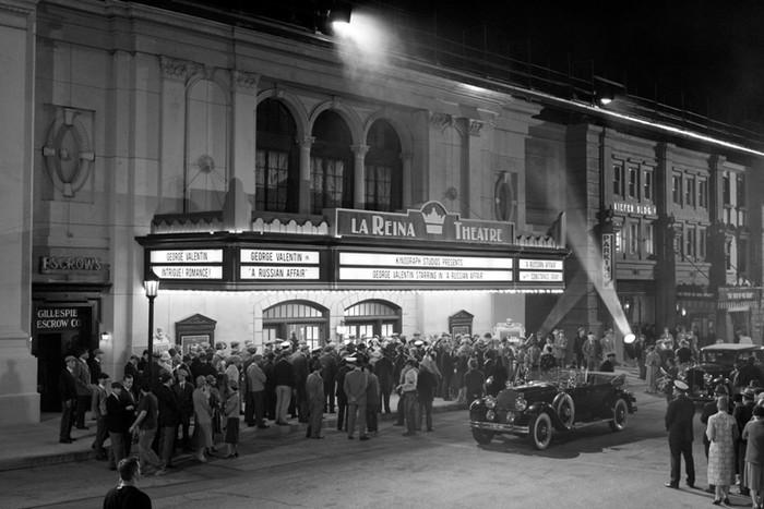 1920s hollywood movie