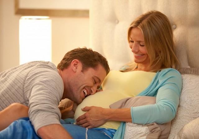 Фильмы про беременных в семье