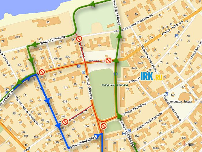 Схема IRK.ru
