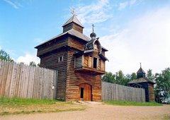 Архитектурно-этнографический комплекс «Тальцы». Фото с сайта www.talci.ru