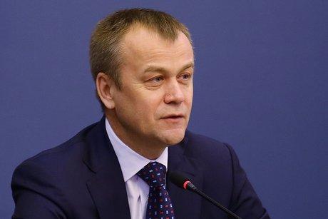 Сергей Ерощенко. Фото с сайта правительства Иркутской области