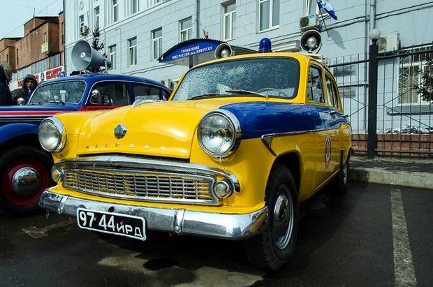 «Москвич-407»