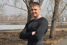 Дмитрий Макаров. Фото с сайта ГУ МЧС России по Иркутской области