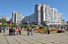 Усть-Илимск. Фото с сайта администрации города