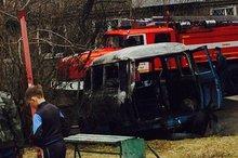 На месте происшествия. Фото из группы «Вконтакте» «Подслушано Иркутск»