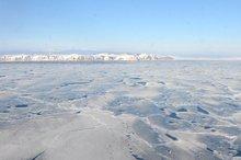 На Байкале. Фото пресс-службы ГУ МЧС России по Иркутской области