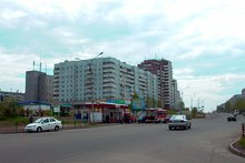Усть-Илимск. Фото с сайта www.ust-ilimsk.ru