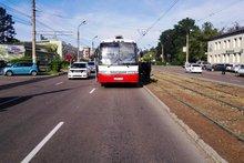На месте аварии. Фото с сайта liveangarsk.ru