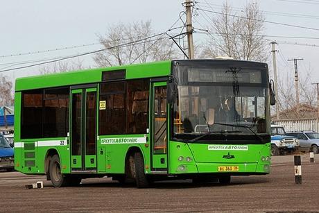 Автобус. Автор фото