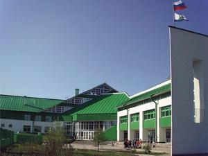 Школа № 80. Фото с сайта www.school80.irkat.ru