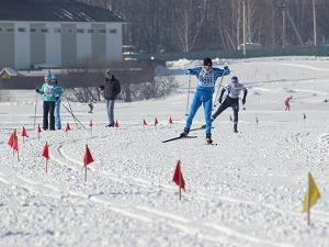 «Лыжня России — 2012». Фото Никиты Добрынина
