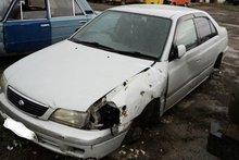 Машина задержанного. Фото ГУ МВД России по Иркутской области