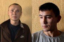 Подозреваемые. Фото с сайта www.38.mvd.ru