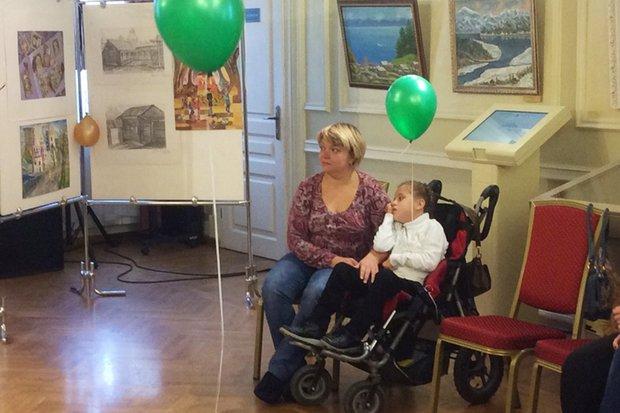 Анна Давыдова и ее дочь Соня. Фото из личного архива