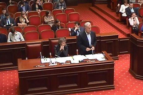 Конституционный суд начал процесс по делу об отмене выборов мэров в России
