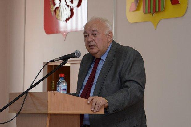 Михаил Винокуров. Фото с сайта www.narhoz-chita.ru