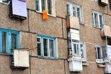 Общежитие, под окнами которого были найдены останки животного. Фото с портала «Город»
