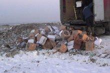 Уничтожение алкоголя. Фото «Вести-Иркутск»