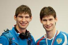Роман и Олег Кузнецовы. Фото из официальной группы спортсменов «ВКонтакте»