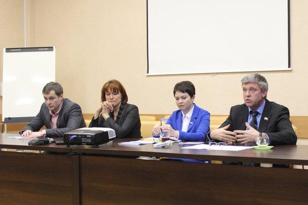 Константин Шишенков, Наталья Копылова, Светлана Кузнецова, Алексей Красноштанов