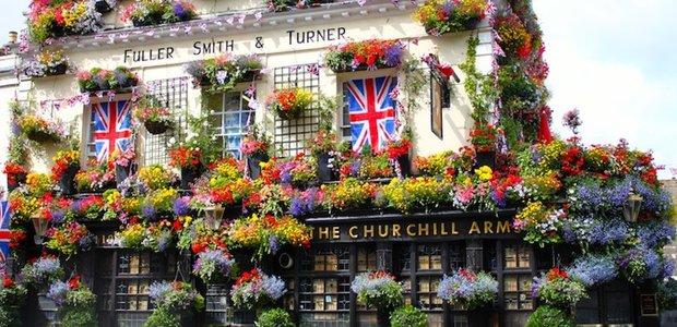 Лондон — Fuller's — Иркутск