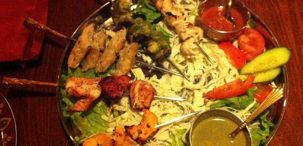 Калейдоскоп вкуса и грязи в ресторане Ganga