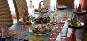 Отметь праздник в атмосфере домашнего уюта!