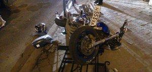 Обзор ДТП: мотоциклисты взяли курс на самоуничтожение