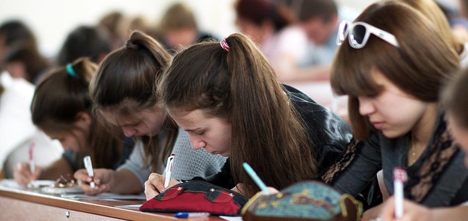 Студенты. Автор фото — Яна Ушакова