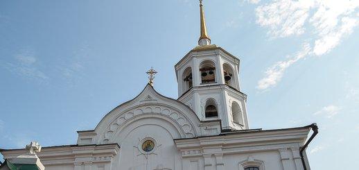 Иркутские фотопрогулки: Экскурсия по православным храмам