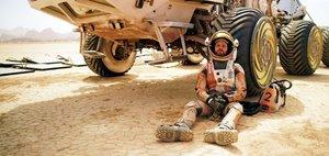 Фильм «Марсианин»: тайна четвертой планеты