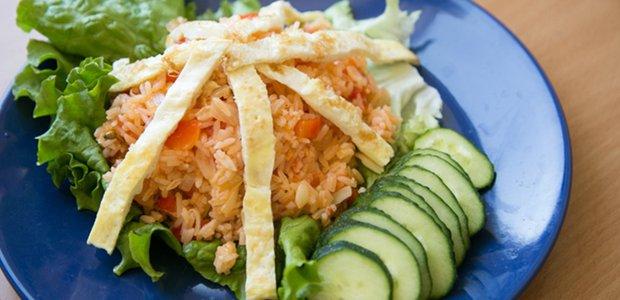 Наси Горенг — блюдо из Индонезии