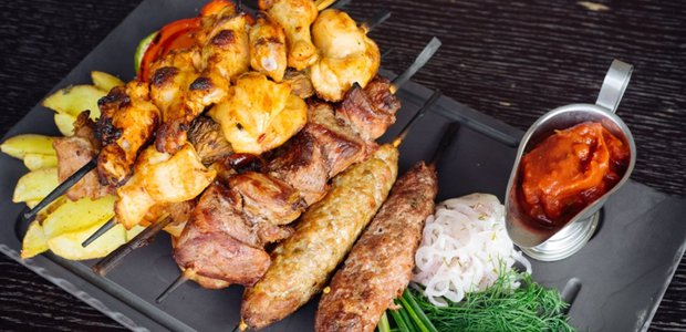 Самое вкусное от Чемпиона Барбекю-2015