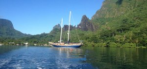 Кругосветка на яхте: от Муреа до Фиджи