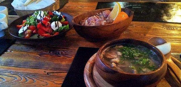 Ресторан «Свалъ»: за семь верст бухлер хлебать