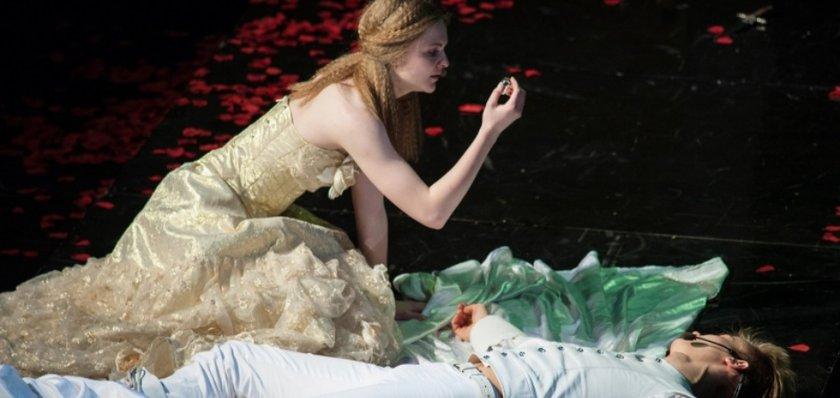 Ромео и Джульетта. Молодежный проект R&J