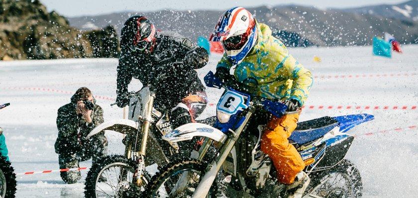 Байкальский разлом. Фестиваль экстремальных видов спорта