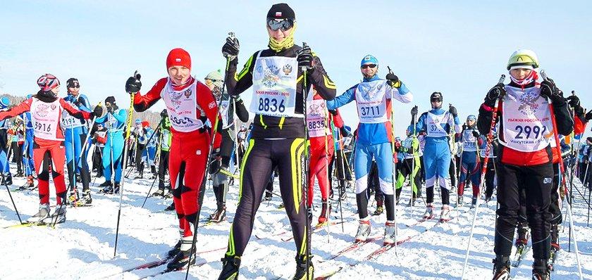 Лыжня России. Всероссийская массовая гонка