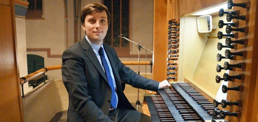 Вечер органной музыки. Михал Маркушевски (Польша)
