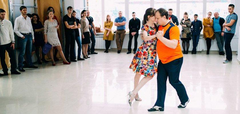 Базовый курс аргентинского танго
