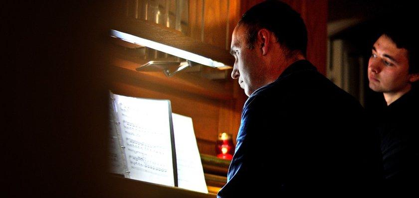 Орган в стиле этно. Концерт Дечебала Григоруцэ