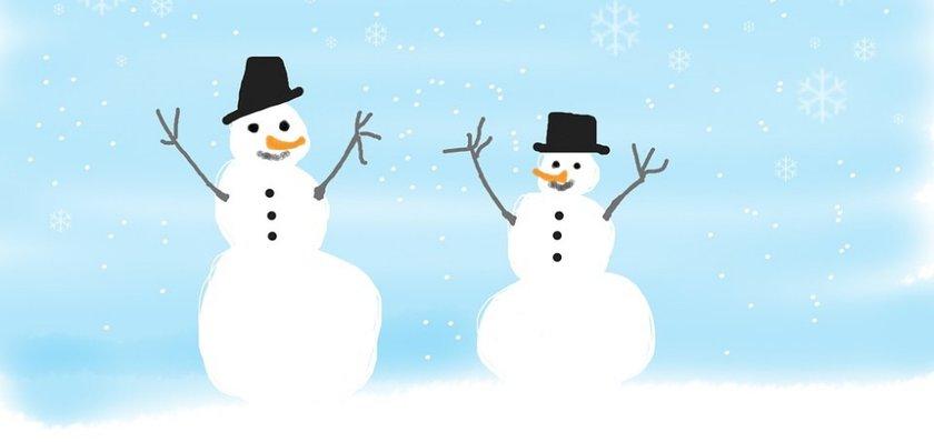 """День снеговика. Конкурс снежной скульптуры в """"Хрустальной сказке"""""""