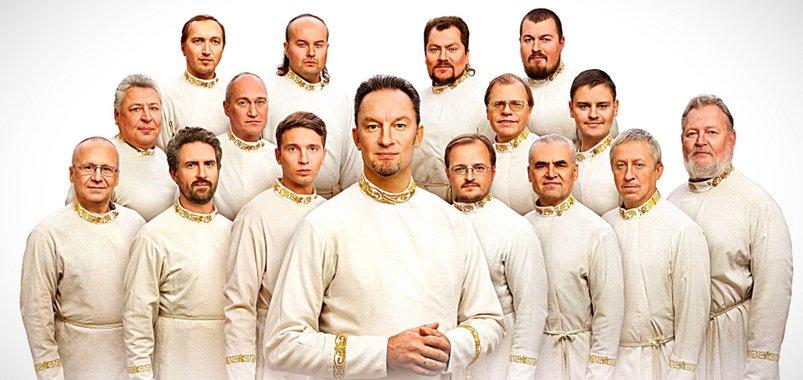 Концерт Праздничного хора Свято-Данилова монастыря
