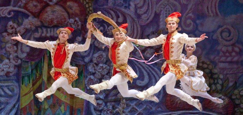 """Гастроли театра """"Русский балет"""" в Иркутске. Щелкунчик"""