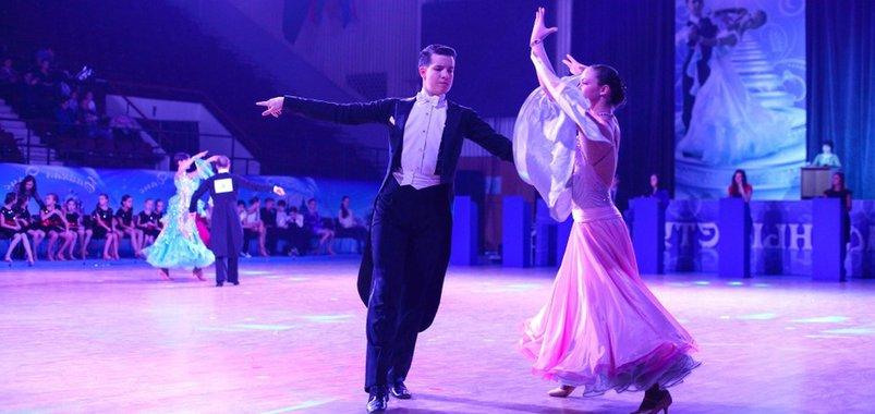 Фестиваль спортивного бального танца «Хрустальные ступени»