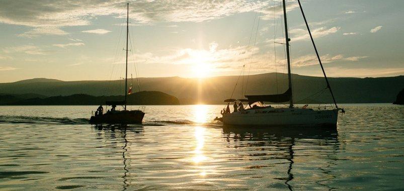 Baikal Sailing Week 2018*. Регата на Байкале