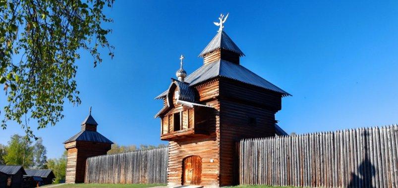 """Праздник в честь дня рождения музея """"Тальцы"""""""