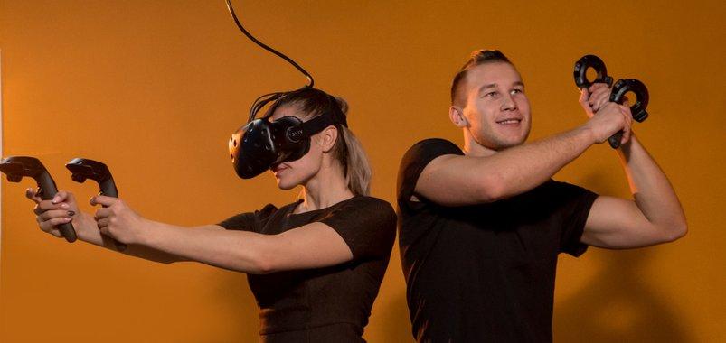 """Любишь ужасы? Испытай себя в клубе виртуальной реальности """"Матрица"""""""