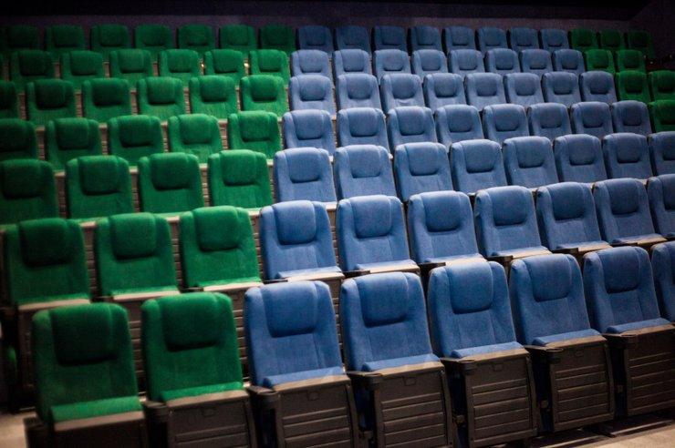 Зал New Cinema